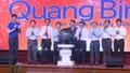 Khởi công Cụm trang trại điện gió trên đất liền lớn nhất Việt Nam