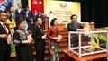 Đại hội đại biểu Đảng bộ TP Hà Nội lần thứ XVII lấy phiếu giới thiệu chức danh Bí thư Thành ủy khóa XVII