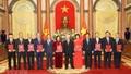 Tổng Bí thư, Chủ tịch nước Nguyễn Phú Trọng trao quyết định bổ nhiệm 9 Đại sứ Việt Nam tại nước ngoài