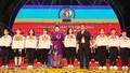 Tuyên dương 63 thiếu nhi tiêu biểu tại Lễ tuyên dương cháu ngoan Bác Hồ toàn quốc lần thứ IX