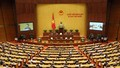 Quốc hội bỏ phiếu kín về nhân sự của Chính phủ và TANDTC