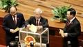 Quốc hội khoá XIV bầu Chủ tịch nước