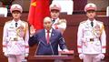 Tân Chủ tịch Nước CHXHCN Việt Nam Nguyễn Xuân Phúc tuyên thệ