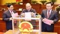 Quốc hội phê chuẩn miễn nhiệm Phó Thủ tướng và thành viên Chính phủ
