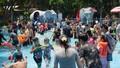 Kiểm điểm trách nhiệm vì Công viên văn hoá Đầm Sen cho khách tập trung quá đông