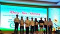 Trao giấy chứng nhận cho 160 Luật sư 6 tỉnh Miền trung và Tây Nguyên