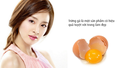 11 công thức làm đẹp với trứng gà mà bạn nên biết