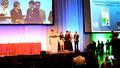 Vinamilk đoạt giải thưởng công nghiệp thực phảm toàn cầu IUFoST 2014 tại Montreal, Canada