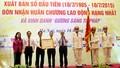 Báo Pháp luật Việt Nam đón nhận Huân chương Lao động hạng Nhất