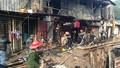Cháy nhà tạm sau khách sạn La Thành