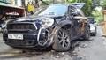 Xe sang gây tai nạn liên hoàn tại Hà Nội