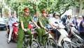 Triển khai kế hoạch Công an đi tuần bằng xe đạp chuyên dụng