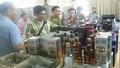 Vợ làm rượu Chivas 12 giả, chồng giao bán tại Hà Nội