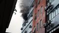 Cháy tại công ty cổ phần Xuất nhập khẩu Hàng không
