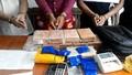 Triệt phá đường dây ma túy lớn xuyên quốc gia