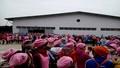 Gần 2000 công nhân đình công tại nhà máy Seshin