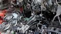 Thu giữ hàng nghìn linh kiện ô tô, xe máy không rõ nguồn gốc