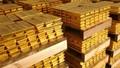 Vàng có dấu hiệu suy giảm trong ngày đầu tuần