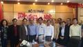 Báo Pháp luật Việt Nam làm việc với đoàn công tác Bộ Tư pháp Lào