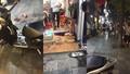 Hà Nội: Nam thanh niên xông vào cửa hàng quần áo chém 2 người bị thương nặng