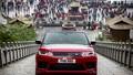 Range Rover Sport PHEV đầu tiên chinh phục cổng trời