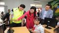 LG tài trợ Phòng máy tính cho học sinh tiểu học ở Hải Phòng