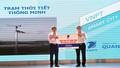 VNPT trao tặng tỉnh Quảng Bình Trạm thời tiết thông minh