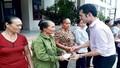 Ngân hàng Chính sách xã hội thăm hỏi người dân tỉnh Quảng Bình bị ảnh hưởng bão số 10