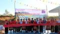 Trao tặng 5 bồn nước Tân Á Đại Thành cho Điểm trường mầm non La Ú Cò