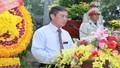 Bộ Thông tin và Truyền thông dâng hương tại Nghĩa trang liệt sỹ ngành Giao bưu - Thông tin