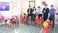 VNPT VinaPhone tặng trường mầm non cho thôn Sín Chải A