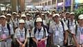 Người dân tại 10 quận, huyện không được tuyển sang Hàn Quốc làm việc năm 2020