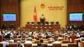 Hôm nay, Quốc hội thảo luận về cơ chế tài chính đặc thù đối với Hà Nội