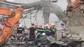 Sập giàn giáo công trình xây dựng ở Bắc Ninh, hai công nhân tử vong