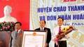 Hậu Giang:  Huyện Châu Thành A đạt chuẩn Nông thôn mới và đón nhận Huân chương lao động Hạng Ba