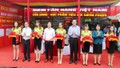 Khai trương điểm bán hàng Việt cố định năm 2020 ở Cần Thơ