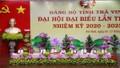 Trà Vinh chính thức khai mạc Đại hội Đảng bộ nhiệm kỳ 2020 - 2025