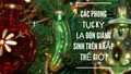 Khác thường phong tục đón Giáng sinh khắp thế giới
