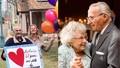 Cặp đôi kỷ niệm 67 năm ngày cưới bất chấp dịch Covid - 19