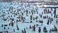 Nhiệt độ tăng cao, bãi biển Anh chật kín người bất chấp mối lo Covid-19