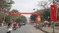 Thành phố Vinh rộn ràng đón chào ngày đầu năm