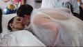 Xúc động clip đám cưới của chàng trai bị ung thư