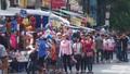 Giới trẻ Hà Thành chen chân chơi Trung thu trên phố Hàng Mã