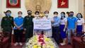Tặng 10 máy lọc nước RO cho Bệnh viện Quân Y 105 hỗ trợ công tác chống dịch Covid-19