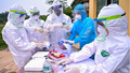 Đã có kết quả hơn 13.000 mẫu xét nghiệm tại ổ dịch Hạ Lôi