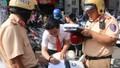 Hà Nội: Hơn 440 trường hợp vi phạm giao thông trong thời gian cách ly xã hội