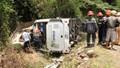 20 giờ 'cân não' cứu nạn nhân nguy kịch sau vụ lật ô tô khách ở Quảng Bình