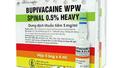 Cục Quản lý Dược yêu cầu ngưng sử dụng Dung dịch thuốc tiêm Bupivacaine