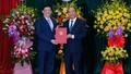 Thủ tướng trao quyết định bổ nhiệm cho tân Bộ trưởng Bộ Y tế Nguyễn Thanh Long