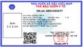 Những lưu ý cần biết khi sử dụng mẫu thẻ BHYT mới từ ngày 1/4/2021